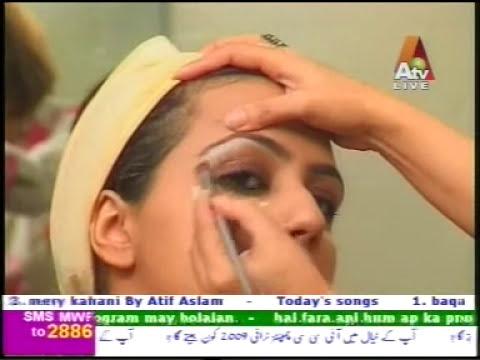 sobia,make up artist