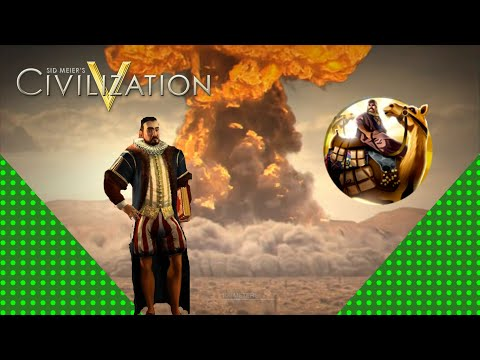 Infantry take over the world in Civ 5 |