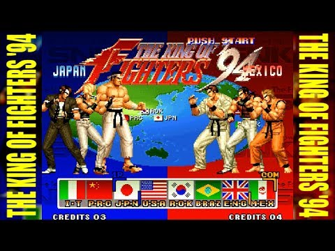 [クヅォ] THE KING OF FIGHTERS '94 [SNK]