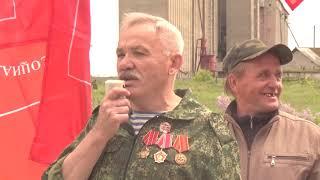 22 июня № 7 Митинг у памятника погибшим  в Великую Отечественную войну
