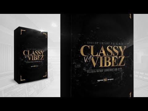 Classy Vibez - Hip Hop Jazz/Soul Construction Kits WAV/MIDI | Sonics Empire