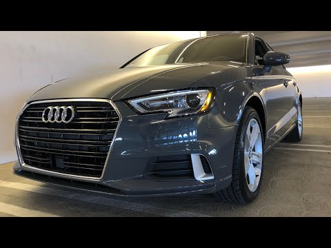 JUST BOUGHT MY NEW DAILY CAR! AUDI A3 2018!