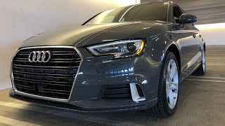 BUYING ANOTHER NEW CAR! AUDI 2018!