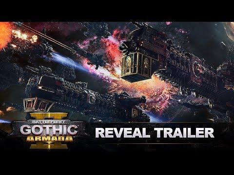 Battlefleet Gothic: Armada 2 - Релизный Трейлер