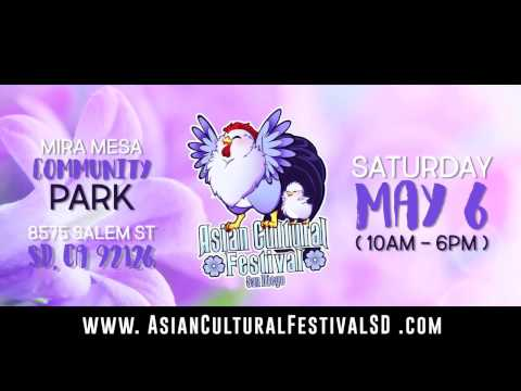 8th Annual Asian Cultural Festival of San Diego