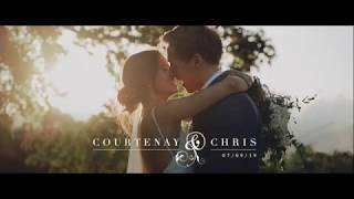 Courtenay & Chris Wedding Teaser (September 7th 2019)