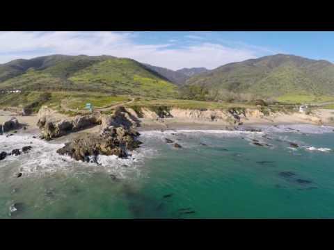 Malibu, CA Leo Carrillo State Park Beach