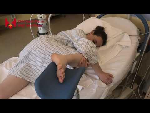 Préparation à la naissance 19: Positions d'accouchement
