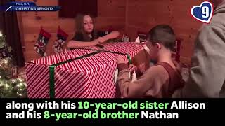 9 Loves: Marine surprises siblings after being overseas for months