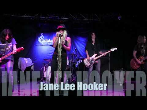 ''LATER ON'' - JANE LEE HOOKER @ Callahan's, July 2017 - 1080HD