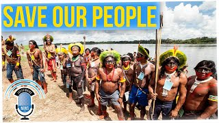 Brazil is Losing a Generation of Indigenous Leaders to Covid-19 (ft. Gina Darling)