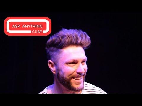 Chris Lane Cody Alan CMT Ask Anything Chat. (Full Version)