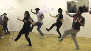 Ed Sheeran - The A Team. Jaye Marshall Choreography
