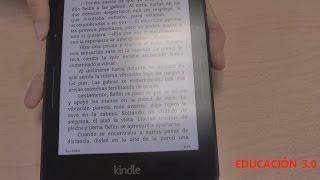 Analizamos Amazon Kindle Voyage