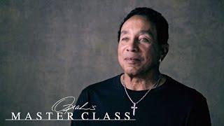 The Spiritual Moment That Sobered Up Smokey Robinson | Oprah's Master Class | Oprah Winfrey Network