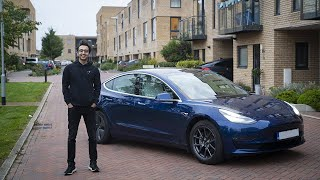 Collecting My Tesla Model 3 - Day In The Life