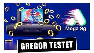 Gregor testet Mega Sg: Das Edel-Sega Mega Drive von Analogue im Hardware-Review (Test)