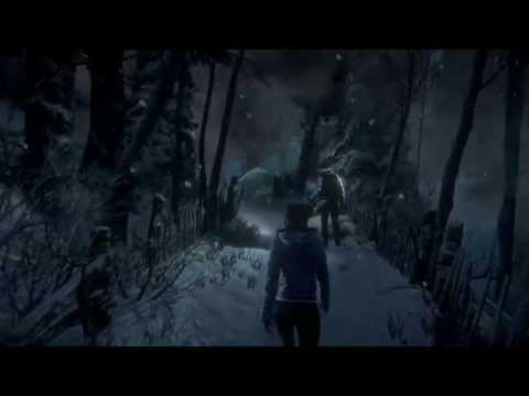 Until Dawn Playthrough pt 8 - Something's out there