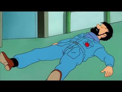Destination Moon part 1| The Adventures Of Tintin