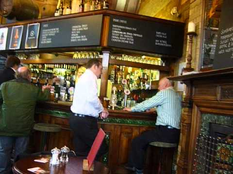 Inside Marble Arch pub Manchester