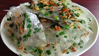 Rice Paper Onion Recipe - Vietnamese food