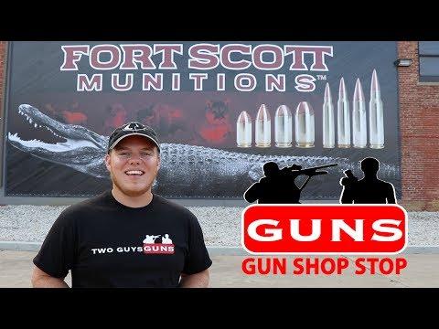 Gun Shop Stop | Fort Scott Munitions