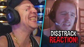 REAKTION auf Monte DISSTRACK! 🤣 + Angezeigt wegen alten Videos? 😱 MontanaBlack Reaktion