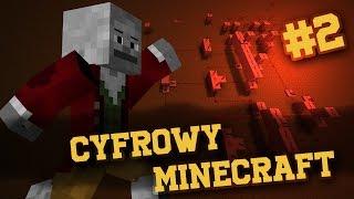 Cyfrowy Minecraft #2 - Komparator dwóch liczb binarnych