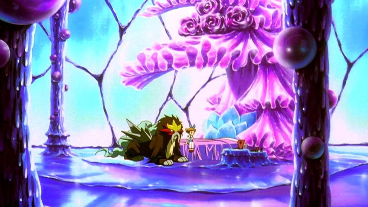Pokemon OST - Voyage à Johto (version film) - YouTube