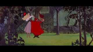 in sleeping beauty 1959 the princess and the prince meet once upon a dream song