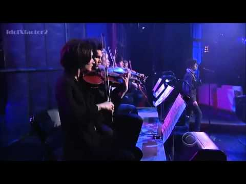 Zedd -- Clarity  (David Letterman)