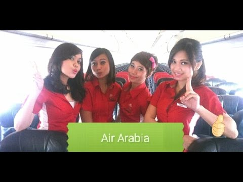 Air Arabia Cabin View * Trip**