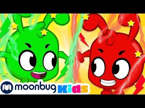 Morphle VS EVIL Morphle - My Magic Pet Morphle | Cartoons For Kids | Morphle TV | BRAND NEW