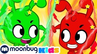 Morphle VS EVIL Morphle - My Magic Pet Morphle | Cartoons For Kids | Morphle TV | BRAND NEW