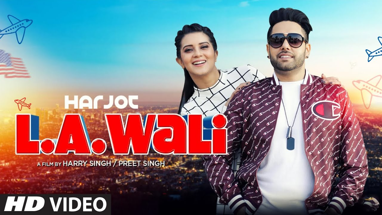 L.A. Wali: Harjot (Full Video)Jassi X - Arjan Virk- New ...
