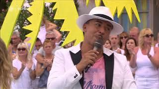 Lou Bega - Sunshine Reggae (ZDF-Fernsehgarten - 2017-08-27)