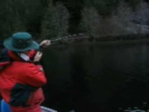 Silver Lake Fishing In B.C.