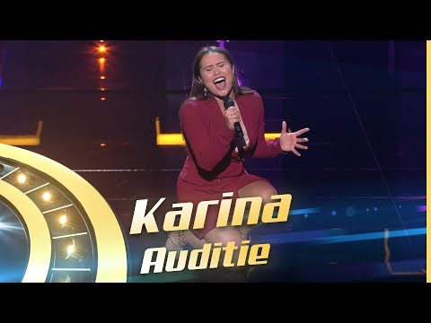 KARINA - Fallin&39;  DanceSing  Audities