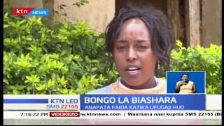 Bongo la Biashara: Mfugaji sungura Macdonald Mwandawiro huko Taita Taveta