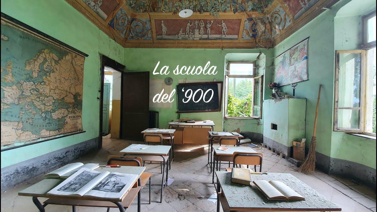 LA SCUOLA DEL '900
