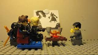 Лего Ниндзяго Сыновья Гармадона 2 сезон 6 эпизод