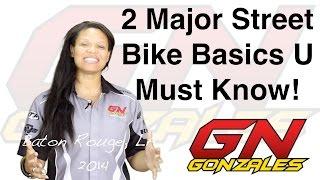 2 Major Street Bike Basics You Need To Know