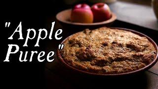 Baked Applesauce Pudding? - An Historic German Recipe