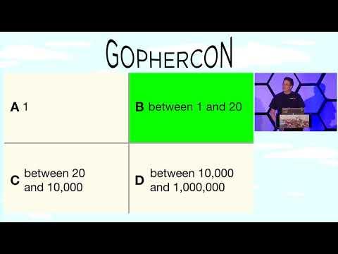 GopherCon 2018: Jon Bodner - Go Says WAT