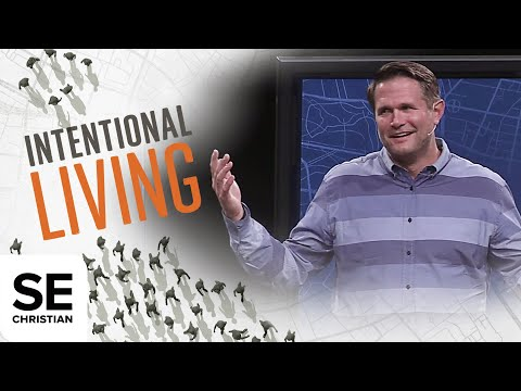 From Good Intentions to Intentional: Intentional Living