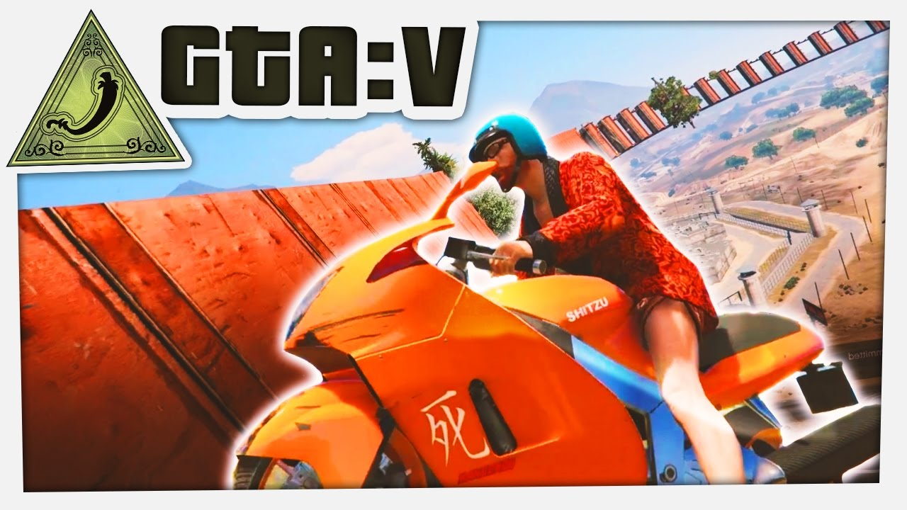 GTA 5 Online Funny Moments with Simon