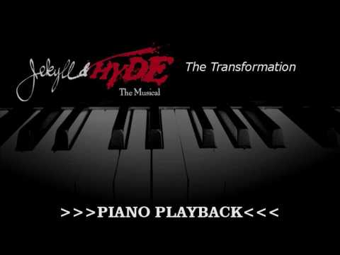 Piano Playback - Transformation (Jekyll and Hyde)