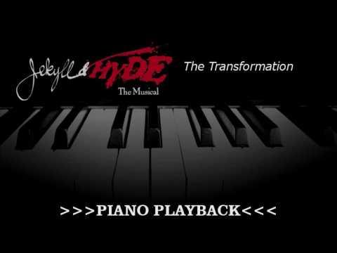 Piano Playback - Transformation (Jekyll and Hyde)