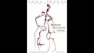 Marcos Milagres Trio - The Chicken - Feat. Giovanni Figueroa y Vladimir Alfonseca