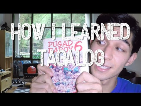How I Learned Tagalog (The Art of Tagalog)